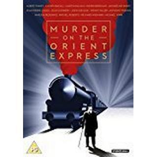 Murder On The Orient Express (Re-sleeve) [DVD]